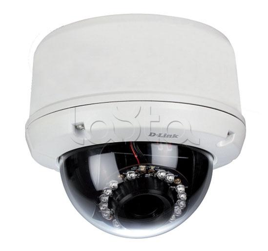 D-Link DCS-6510/EP, IP-камера видеонаблюдения уличная купольная D-Link DCS-6510/EP