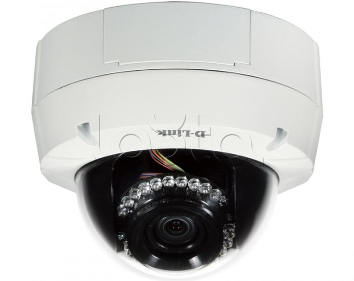 D-Link DCS-6513, IP-камера видеонаблюдения уличная купольная D-Link DCS-6513