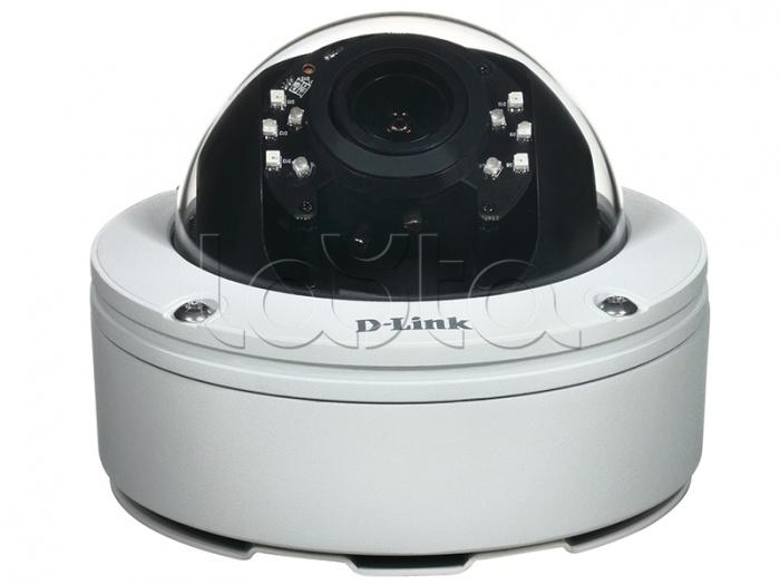 D-Link DCS-6517/A1A, IP-камера видеонаблюдения антивандальная купольная D-Link DCS-6517/A1A