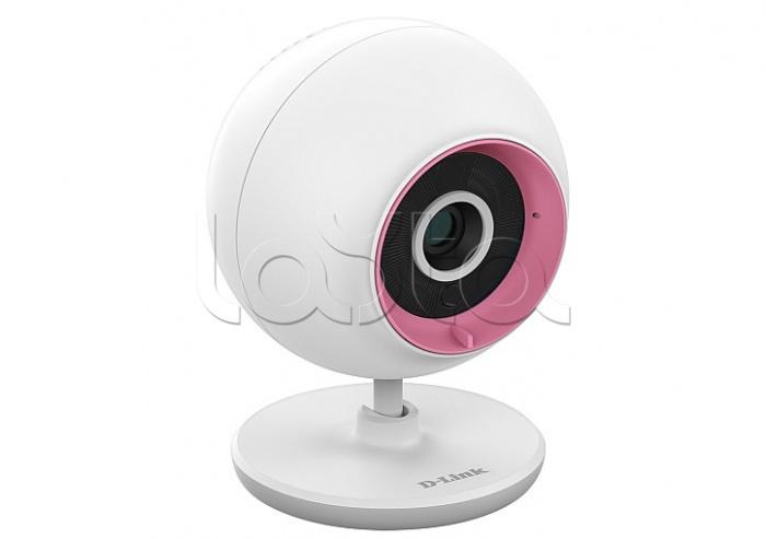 D-Link DCS-700L/A1A, IP-камера видеонаблюдения миниатюрная беспроводная D-Link DCS-700L/A1A