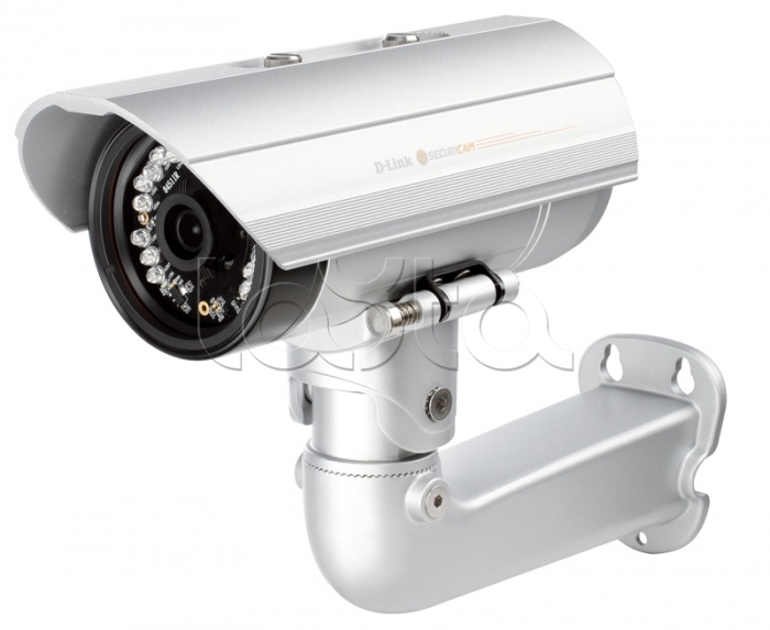 D-Link DCS-7413 , IP-камера видеонаблюдения уличная в стандартном исполнении D-Link DCS-7413
