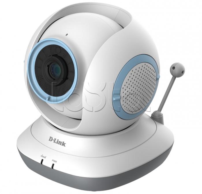 D-Link DCS-855L/A1A, IP-камера видеонаблюдения PTZ беспроводная D-Link DCS-855L/A1A