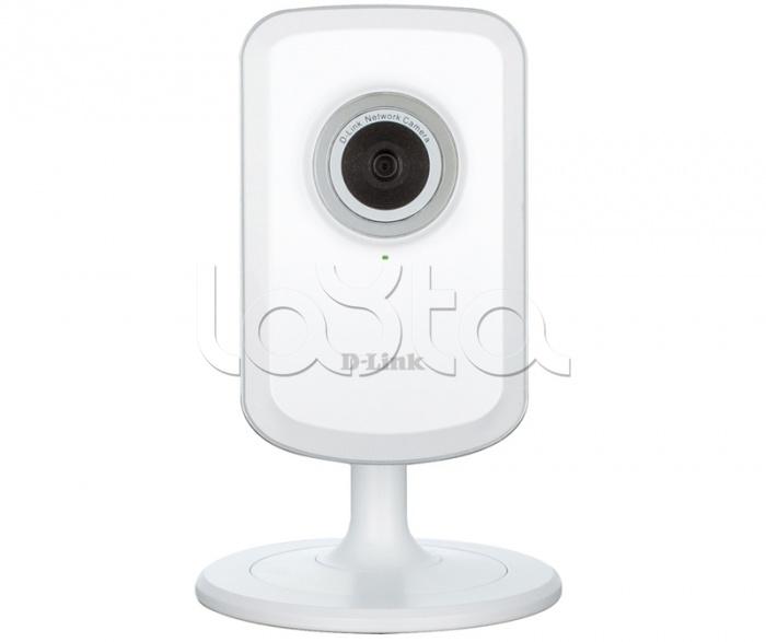 D-Link DCS-931L/A1B, IP-камера видеонаблюдения миниатюрная D-Link DCS-931L/A1B