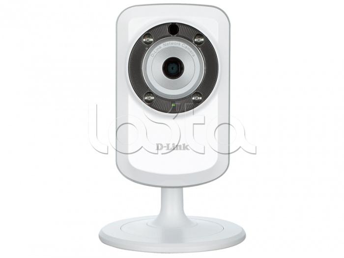 D-Link DCS-933L/A1B, IP-камера видеонаблюдения миниатюрная D-Link DCS-933L/A1B