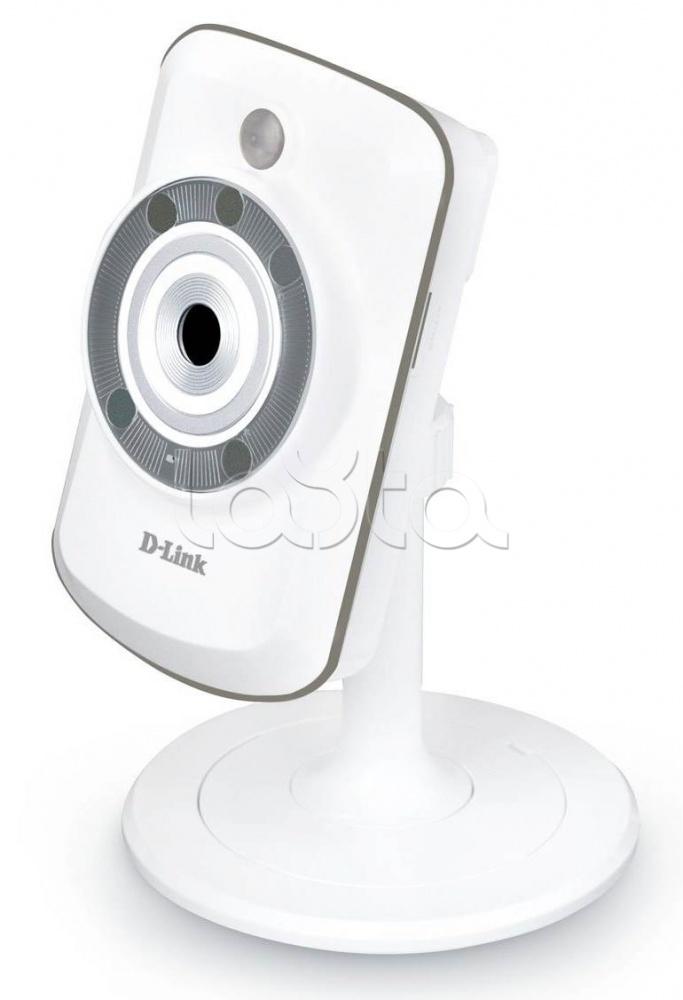 D-Link DCS-942L, IP-камера видеонаблюдения миниатюрная беспроводная D-Link DCS-942L