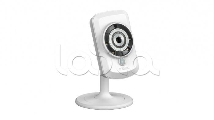 D-Link DCS-942L/B1A, IP-камера видеонаблюдения миниатюрная беспроводная D-Link DCS-942L/B1A