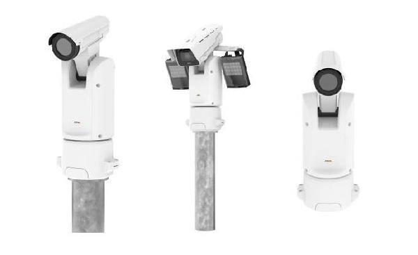 Новые биспектральные и тепловизионные камеры пополнили модельный ряд Axis Communications