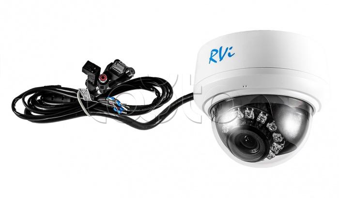 RVi-IPC32DNL (3.3 - 12 мм), IP-камера видеонаблюдения купольная RVi-IPC32DNL (3.3 - 12 мм)