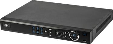 Ассортимент IP-видеорегистраторов RVi первой серии пополнился новинками
