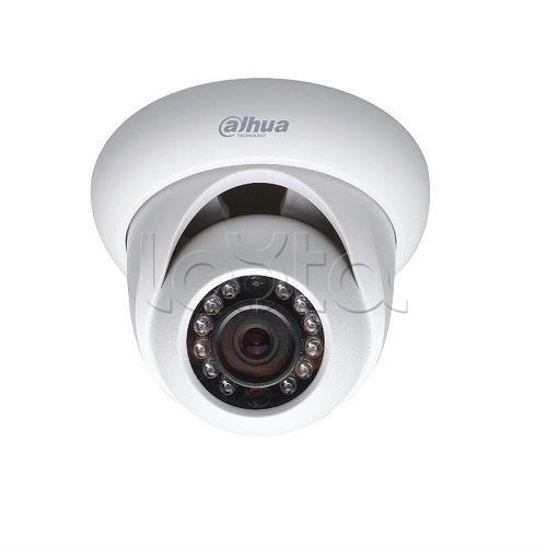 Dahua DH-IPC-HDW1120SP-0280B, IP-камера видеонаблюдения купольная Dahua DH-IPC-HDW1120SP-0280B