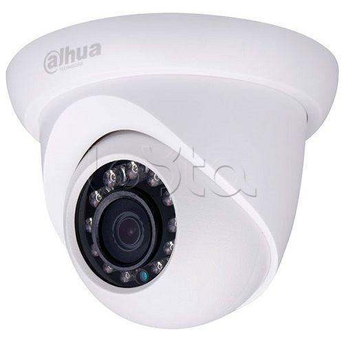 Dahua DH-IPC-HDW1220SP-0360B, IP-камера видеонаблюдения купольная Dahua DH-IPC-HDW1220SP-0360B
