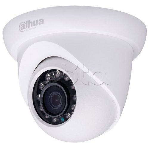 Dahua DH-IPC-HDW1320SP-0360B, IP-камера видеонаблюдения купольная Dahua DH-IPC-HDW1320SP-0360B