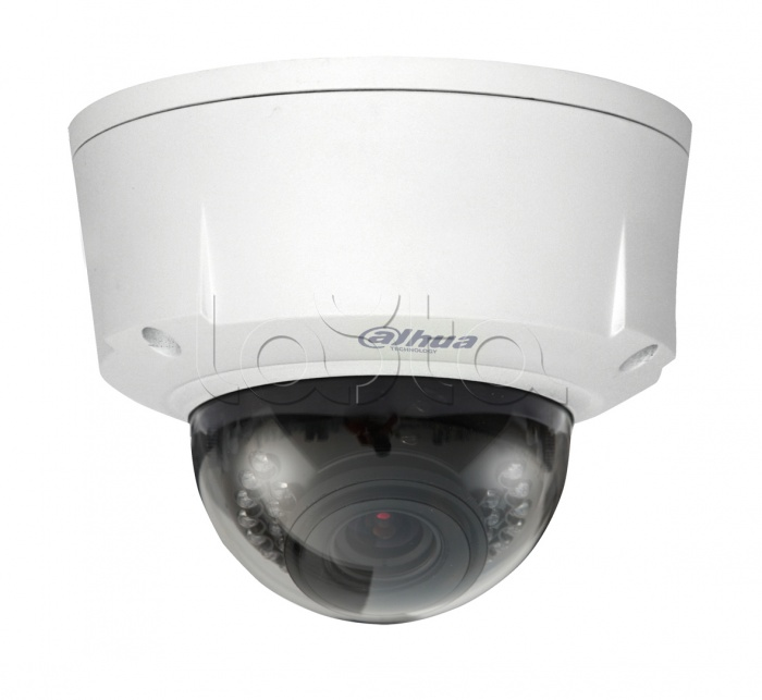 Dahua IPC-HDB5300, IP-камера видеонаблюдения купольная Dahua IPC-HDB5300
