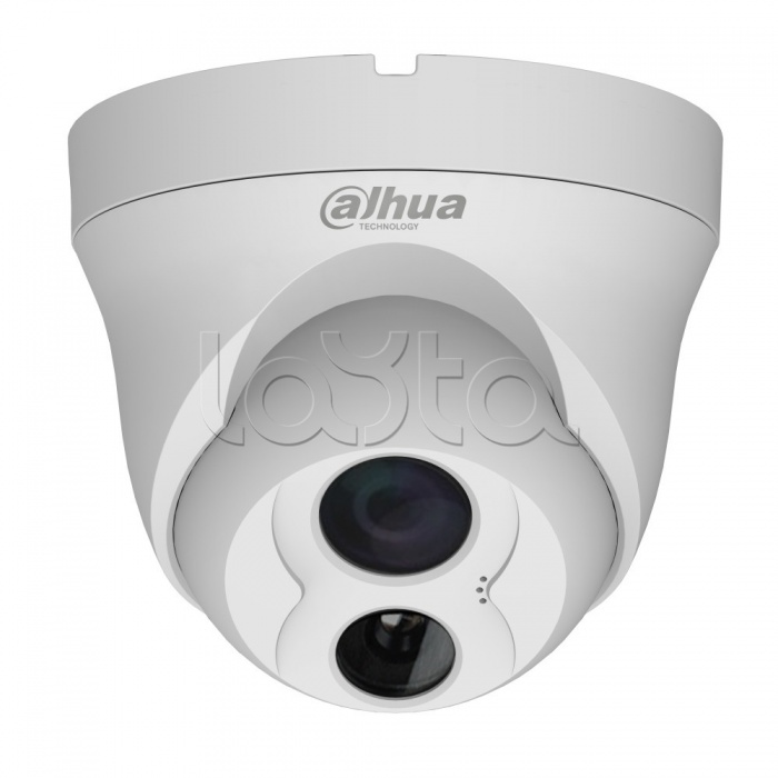Dahua IPC-HDW4100C, IP-камера видеонаблюдения купольная Dahua IPC-HDW4100C
