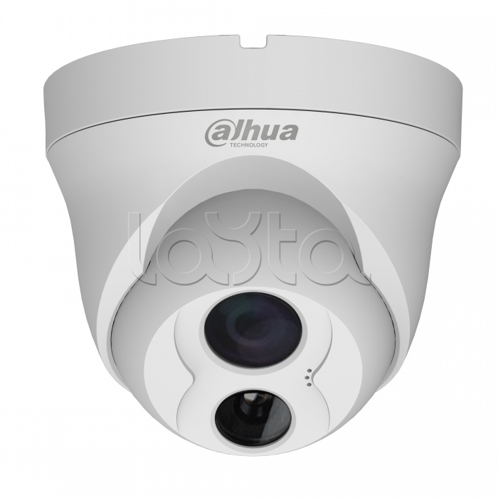 Dahua IPC-HDW4300C, IP-камера видеонаблюдения купольная Dahua IPC-HDW4300C