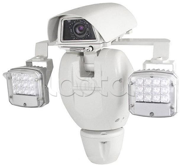 Dahua PTZ1180C-IRB-N, IP-камера видеонаблюдения PTZ уличная Dahua PTZ1180C-IRB-N