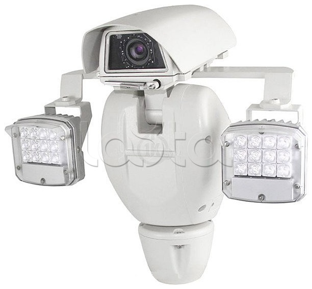 Dahua PTZ1182C-IRA-N, IP-камера видеонаблюдения PTZ уличная Dahua PTZ1182C-IRA-N