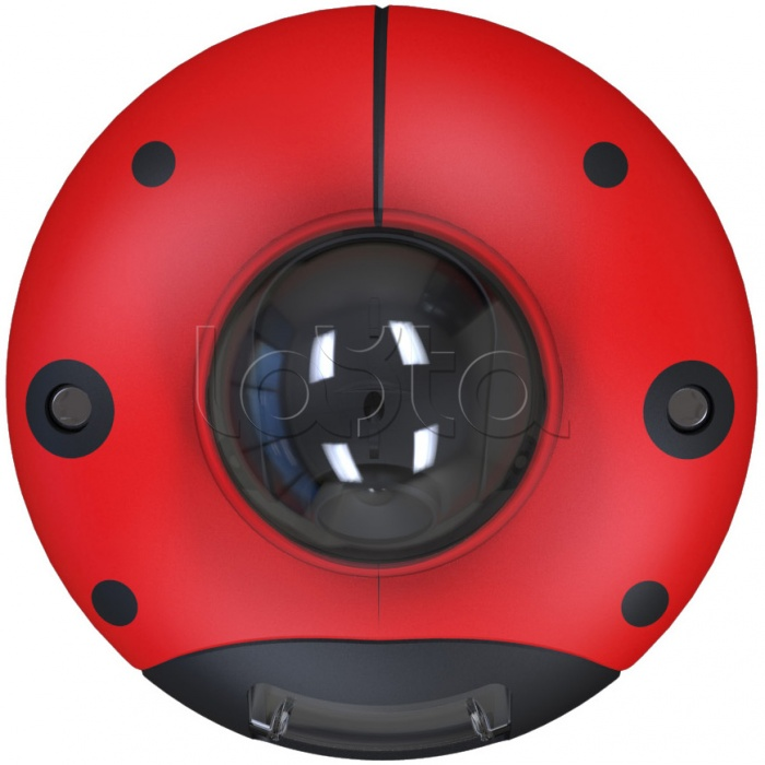ActiveCam MyAC-D4151IR1 «Божья коровка» (2.8 мм), IP камера видеонаблюдения купольная ActiveCam MyAC-D4151IR1 «Божья коровка» (2.8 мм)
