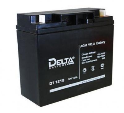Аккумулятор свинцово-кислотный Delta DT 1218