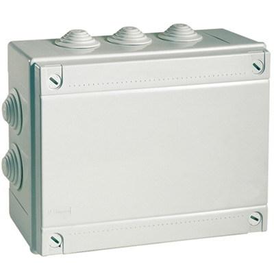 Коробка ответвительная с кабельными вводами, IP55, 380х300х120 мм DKC 54400