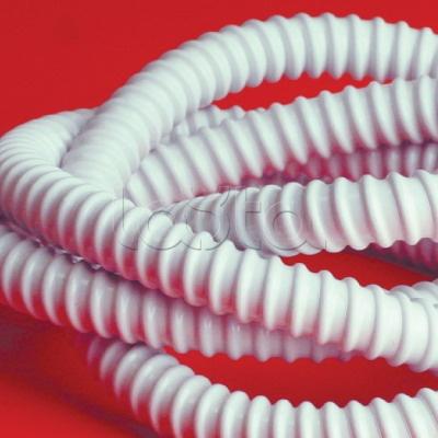 Гофрированная труба ПВХ цена, гофра для кабеля