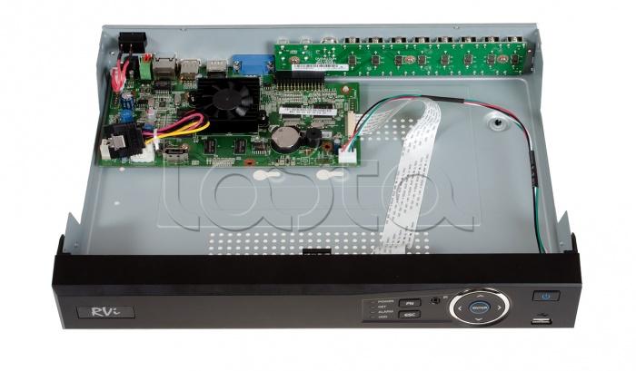 RVi-R16LA NEW, Видеорегистратор цифровой гибридный 16 канальный RVi-R16LA NEW