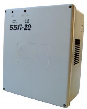 Блок бесперебойного питания ЭЛИС ББП-20 (пластиковый корпус)