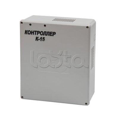 ЭЛИС K-15, Контроллер ЭЛИС K-15