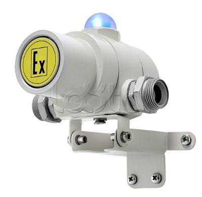 Эридан ВС-07е-Ех-ЗИ (КВБ12+КВБ12) (220VАC), Оповещатель комбинированный взрывозащищенный со световой индикацией Эридан ВС-07е-Ех-ЗИ (КВБ12+КВБ12) (220VАC)