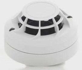 Извещатель пожарный тепловой адресно-аналоговый белый ESMI 52051RE (ИП101-36-A1R)