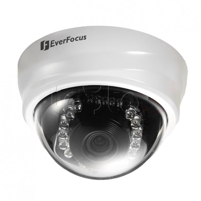 EverFocus EDN-2160, IP-камера видеонаблюдения купольная EverFocus EDN-2160