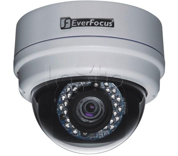 EverFocus EDN-2245i, IP-камера видеонаблюдения купольная EverFocus EDN-2245i
