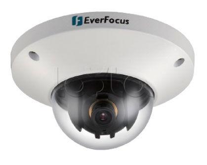 EverFocus EDN-228, IP-камера видеонаблюдения купольная EverFocus EDN-228