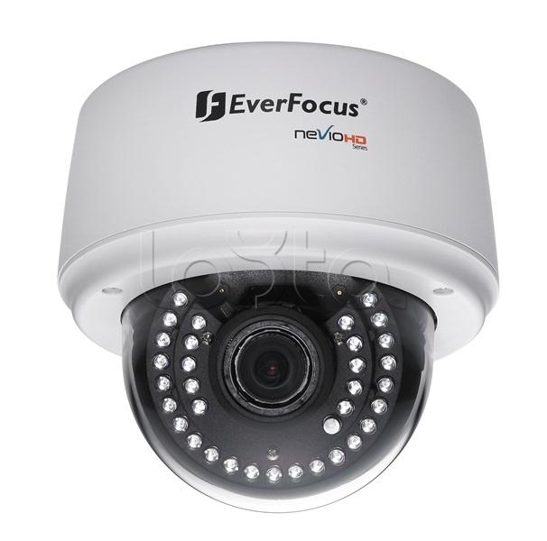 EverFocus EDN-3340, IP-камера видеонаблюдения купольная EverFocus EDN-3340