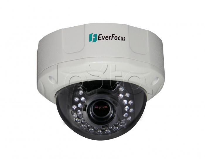 EverFocus EHH-5101, IP-камера видеонаблюдения уличная купольная EverFocus EHH-5101