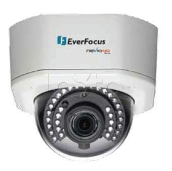 EverFocus EHN-3340, IP-камера видеонаблюдения уличная купольная EverFocus EHN-3340