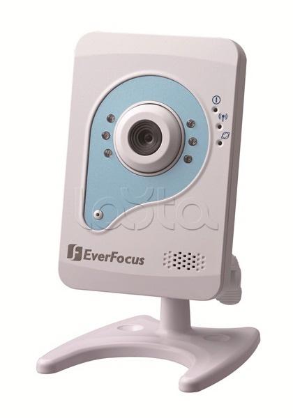 EverFocus EQN-2171 (EQN-3101), IP-камера видеонаблюдения миниатюрная EverFocus EQN-2171 (EQN-3101)