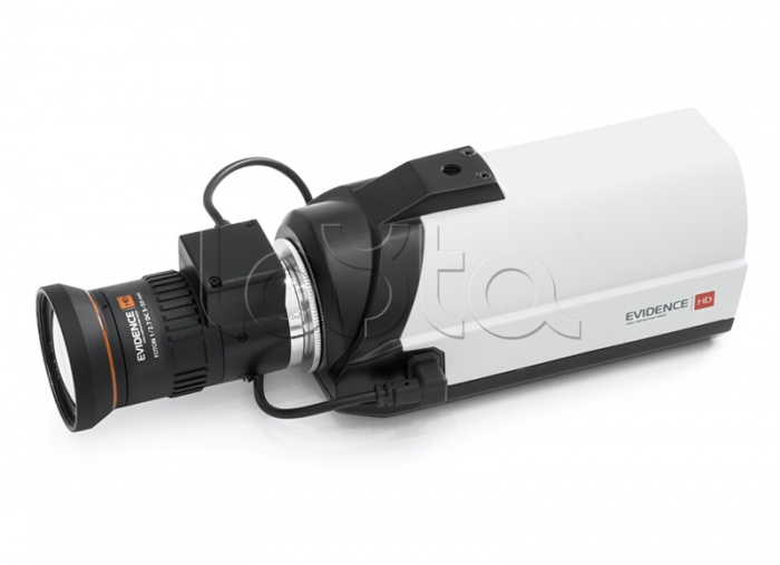 EVIDENCE Apix-Box/E4 1ExdIIBT6X 3610, IP- камера видеонаблюдения в стандартном корпусе EVIDENCE Apix-Box/E4 1ExdIIBT6X 3610