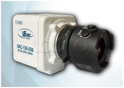 ЭВС VEC-156-IP-N-5-50, IP камера видеонаблюдения в стандартном исполнении ЭВС VEC-156-IP-N-5-50