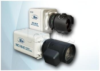 ЭВС VEC-256-IP-N-5-50, IP камера видеонаблюдения в стандартном исполнении ЭВС VEC-256-IP-N-5-50