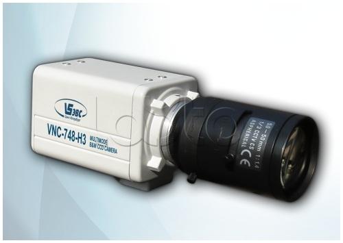 ЭВС VEC-355-IP, IP камера видеонаблюдения бескорпусная ЭВС VEC-355-IP