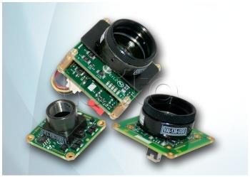 ЭВС VEI-556-IP, IP камера видеонаблюдения бескорпусная ЭВС VEI-556-IP