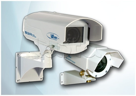 ЭВС VEN-256-IP-N-2.8-12, IP камера видеонаблюдения уличная в стандартном исполнении  ЭВС VEN-256-IP-N-2.8-12
