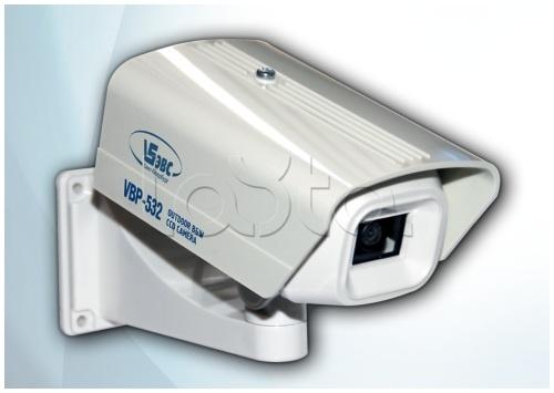 ЭВС VEP-256-IP-N, IP камера видеонаблюдения уличная в стандартном исполнении ЭВС VEP-256-IP-N