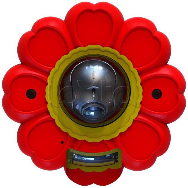 ActiveCam MyAC-D4101IR1 «Цветок» (2.8 мм), IP камера видеонаблюдения купольная ActiveCam MyAC-D4101IR1 «Цветок» (2.8 мм)