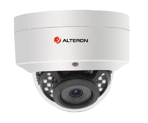 Новая 5Мп вандалозащищенная IP-камера Alteron KIМ53 от Smartec