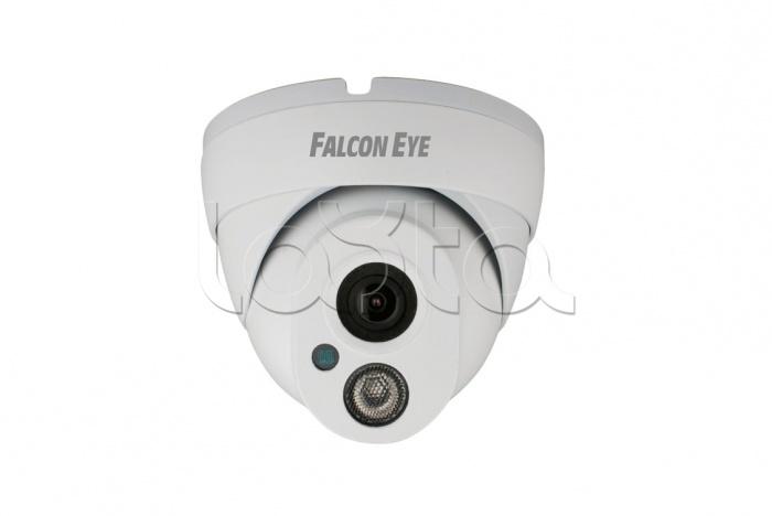 Falcon Eye FE-IPC-DL200P, IP-камера видеонаблюдения купольная Falcon Eye FE-IPC-DL200P