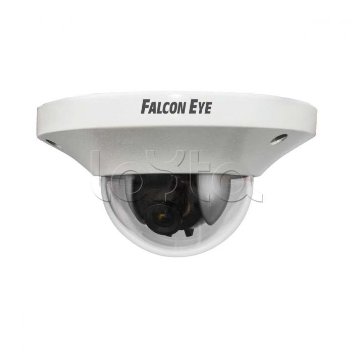 Falcon Eye FE-IPC-DW200P, IP-камера видеонаблюдения купольная Falcon Eye FE-IPC-DW200P
