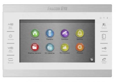 Видеодомофон Falcon Eye FE-70 ATLAS HD (White) XL