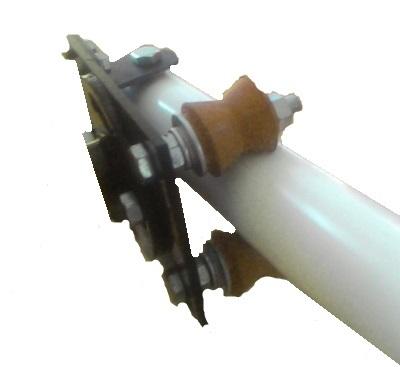 Механизм откидывания стрелы Фантом SO